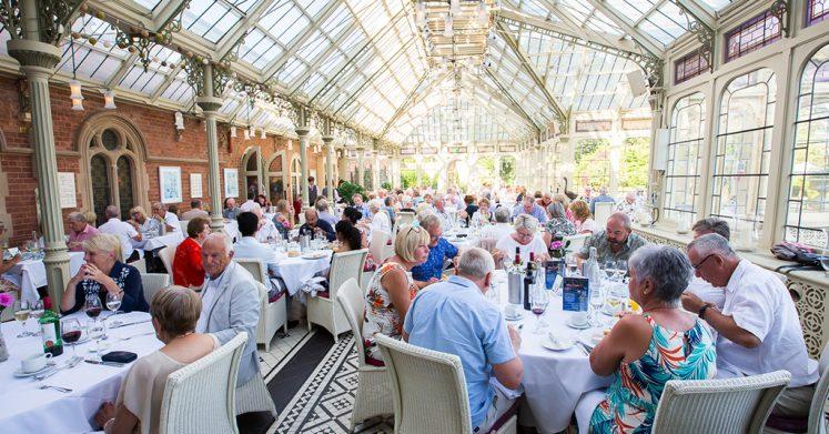 Orangery pre-theatre Dining 2021